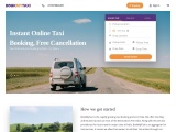 BookMyTaxi – One Way and Round trip taxis