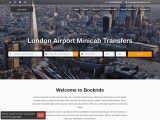 London Airport Taxi – Book Online or Call 02086862777~ Bookride Minicabs.