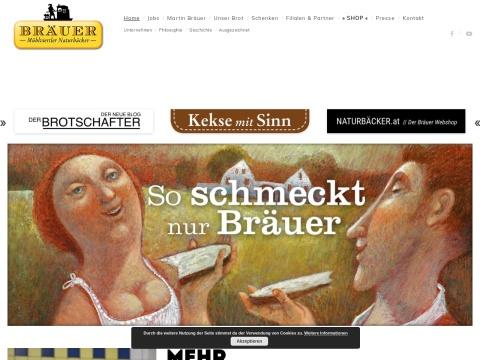 Naturbäcker Martin Bräuer - Freistadt