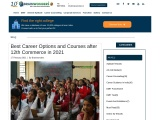 Career and Courses after 12th Commerce