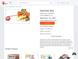Hammer Bots Available for Nursery Students – Educational Robotic Kit Manufacturers & Suppliers