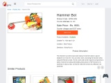 Buy Hammer Bot at Lowest Price – Robotic Kit Manufacturers and Suppliers in India – BrainyToys