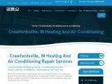 Air Conditioner Maintenance in Crawfordsville