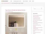Picking The Best Led Bathroom Mirror