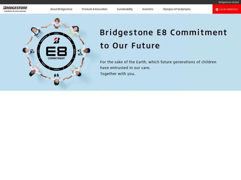 Bridgestone screenshot