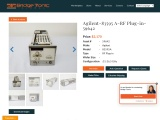 Agilent 83595 A RF Plug-in For Sale