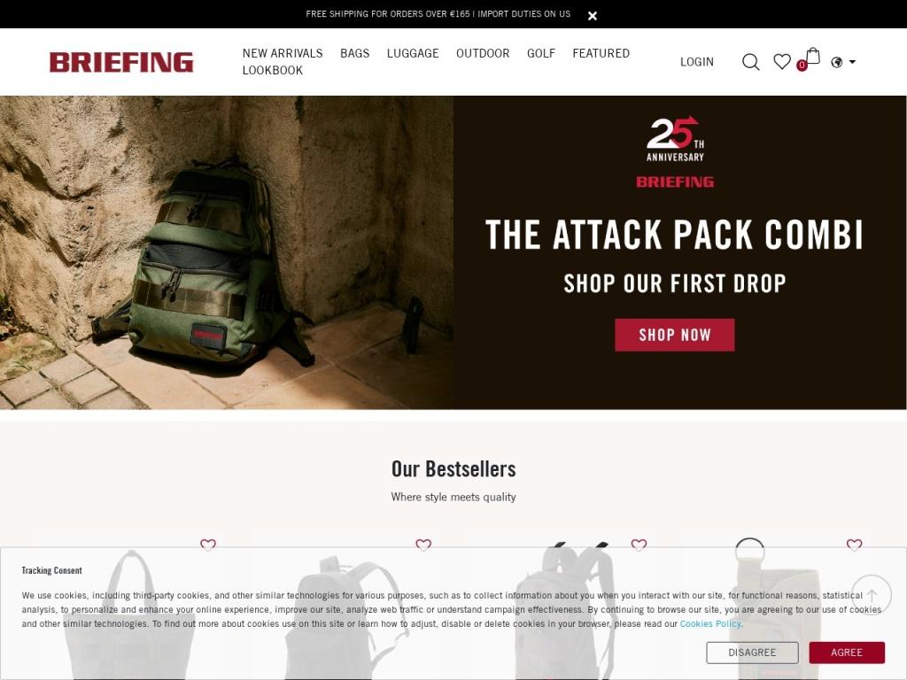 NEO B4 LINER(BRF145219)|WORK/BUSINESS(ブリーフィング)|men(メンズ)|商品詳細|BRIEFING OFFICIAL SITE | ブリーフィング公式サイト