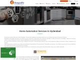 Home Automation Services In Hyderabad   Brihaspathi Technologies