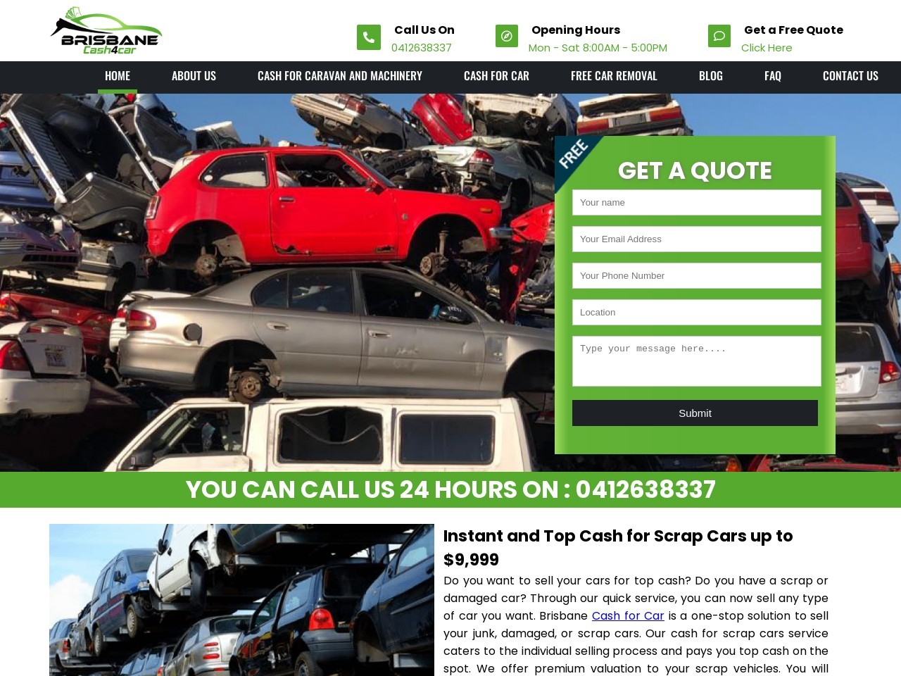 Sell your car for top cash for car