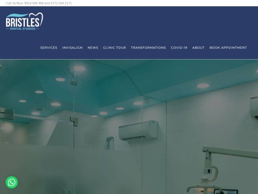 Bristles Dental Studios: Nobel implants and German implants