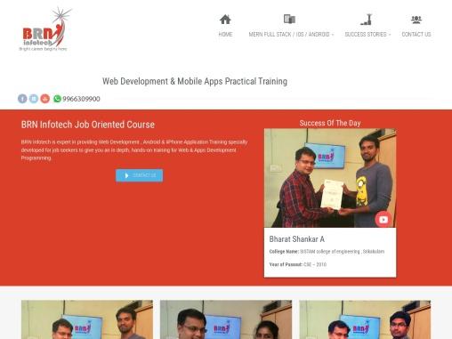 iPhone Job oriented Course  iPhone Job Training Center | iOS Training