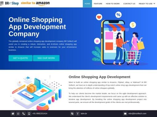 Amazon Clone Script   eCommerce Website Clone Like Flipkart, Ebay, Myntra
