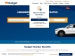 Budget Car Rental Coupons