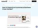 How to Expand an Ecommerce Business Cross-border?