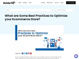What are Some Best Practices to Optimize your Ecommerce Store?