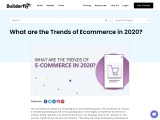What are the Trends of Ecommerce in 2020?