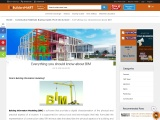 What is BIM or Building Information Modelling