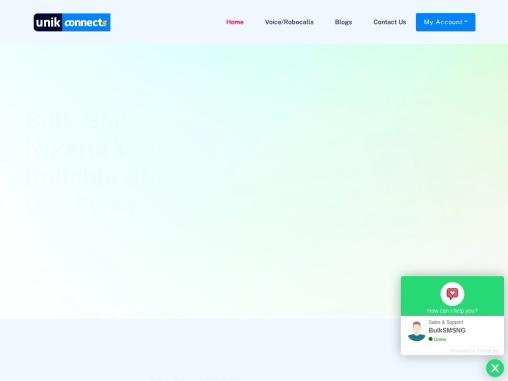 Bulk SMS Cost – https://www.bulk-sms.ng/