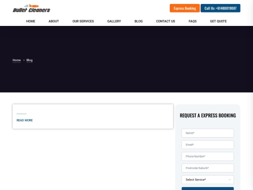 Professional Carpet Cleaning in Brisbane