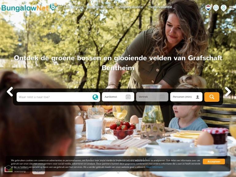 Bungalow.Net screenshot