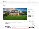 Property and Appraisal services in Auckland
