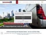 Wer einen Reisebus mit Fahrer mieten möchte