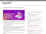 6 Email Marketing Strategies to Drive More Online Reviews