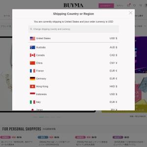 世界を買える 海外ブランド・ファッション通販【BUYMA】