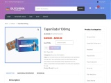Buy Tapentadol Online | Tapentadol 100MG(Nucynta) Overnight for Pain