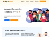 Analyze the complex emotions of your  customers