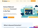 Extract Relevant Keywords Conveyed in the Text