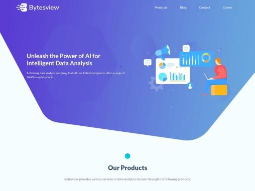 Bytesview – Topic labeling analytics