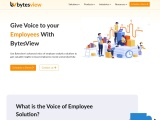 Give Voice to your Employees With BytesView