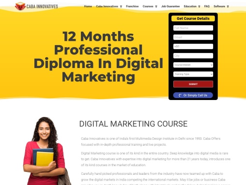 Internet Marketing Course in Delhi | Internet Advertising Course
