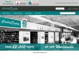 Cadillac Parts Online, Vintage and Antique Cadillac Parts Dealer – Caddy Daddy