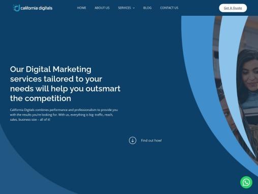 Best digital marketing training institute in Lucknow | California Digitals
