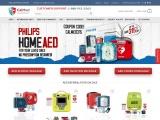 Home – New & Refurbished AEDs & Accessories | CalmedEquipment