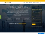 Best Advertising Industry Email List | Advertising Company Profiles| USA