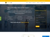 Healthcare Industry Email List | Reach Your Target Audience| USA