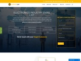 New Electronics Industry Email  List | Electronic Industry Mailing Database | USA