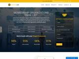 Top Membership Organizations Email List | Membership Mailing Database| USA
