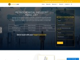 Top Petrochemical Industry Email List | Petrochemical Mailing Leads |USA