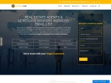 Top Real Estate Industry Email List | Real Estate Mailing Leads