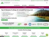 Canadian Pharmacy – Certified Canada Pharmacy Online