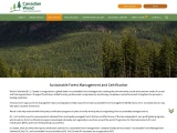Sustainable Wood, Certified Sustainable Forest Management – Canadian Wood