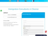 Immigration Consultants in Chennai