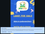 land for sale by Foxit canva   Check out this poster