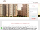 Capital Athena Sector 1 Greater Noida