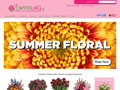 Capitol Hill Florist and Gifts