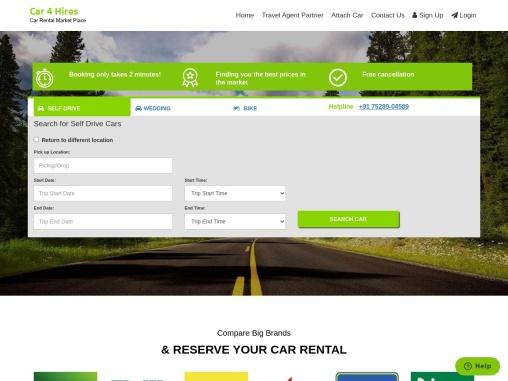 Self Drive Car Rent Goa Airport